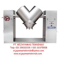 Powder Mixing Machine (Mesin Pencampur Bubuk) VHA-50 - VHA-100 - VHA-150 - VHA-250 - VHA-400