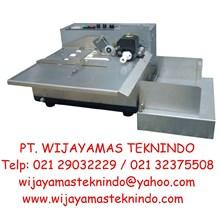 Solid Ink Coding Machine MY-380 F-W (Mesin Pencetak Kode Produksi)