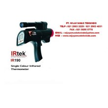 Single Colour Infrared Thermometer IR190 Merk Irtek