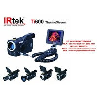 Jual Thermo Xtreem Hi Resolution Thermal Camera Ti600 Merk Irtek