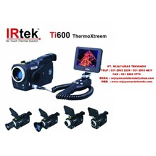 Thermo Xtreem Hi Resolution Thermal Camera Ti600 Merk Irtek