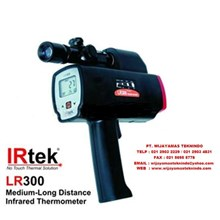 Thermo Ranger Medium - Long Range Infrared Thermometer LR300