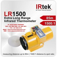 Thermo Remote Extra long Range Infrared Thermometer LR1500 Merk Irtek