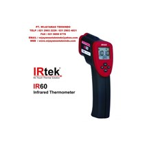 Low Cost General Purpose IR Thermometer IR60 Merk Irtek