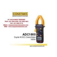 Digital AC-DC Clamp Meter 1000A ADC1000 Merk Constant 1