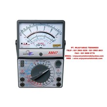 Analog Multimeter AM47 Merk Constant