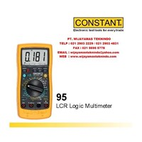 Jual LCR Logic Multimeter 95 Merk Constant