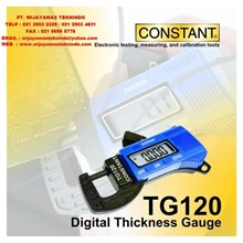 Digital Thickness Gauge TG120 Merk Constant