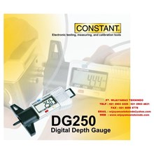 Digital Depth Gauge DG250 Merk Constant