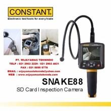 SD Card Inspection Camera SNAKE88 Merk Constant