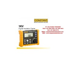Digital Insulation Tester 1KV Merk Constant