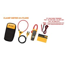 Fluke 376 True RMS AC-DC Clamp Meter with iFlex®