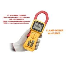 Fluke 353 True RMS 2000 A Clamp Meter