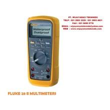 Fluke 27 II And 28 II Industrial Multimeters