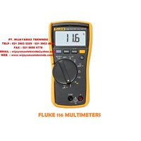 Fluke 116 HVAC Multimeter with Temperature and Mic