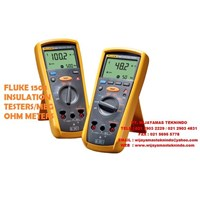 Sell Fluke 1507 And 1503 Insulation Resistance Testers 2