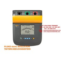 Sell Fluke 1555 And 1550C Insulation Resistance Testers 2