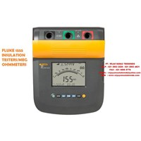 Fluke 1555 And 1550C Insulation Resistance Testers 1