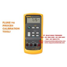 Fluke 715-707 And 705 Loop Calibrator