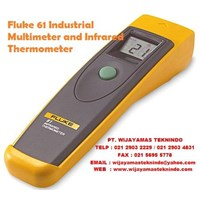 Fluke 61 Industrial Multimeter and Infrared Thermo