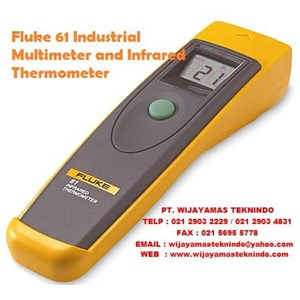 Sell Fluke 61 Industrial Multimeter And Infrared Thermometer