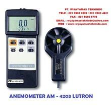 Anemometer AM - 4203 LUTRON