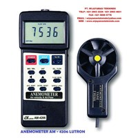 Jual Anemometer AM - 4206 LUTRON