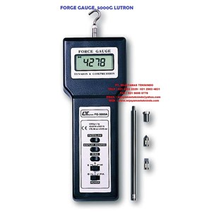 Dari FORCE GAUGE 5000G LUTRON 0