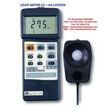 LIGHT METER RS232 LX - 105 LUTRON
