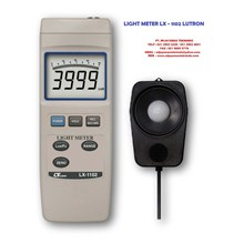 LIGHT METER LX - 1102 LUTRON