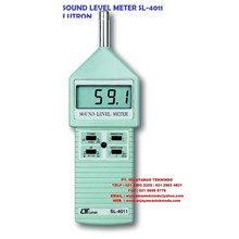 SOND LEVEL METER SL - 4011 LUTRON