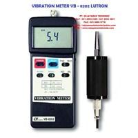 Jual VIBRATION METER VB - 8202 LUTRON