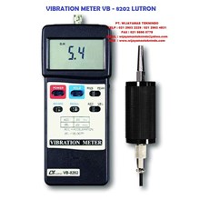 VIBRATION METER VB - 8202 LUTRON