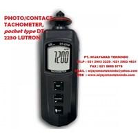 PHOTO CONTACT TACHOMETER pocket DT-2230 LUTRON