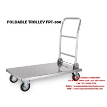 FOLDABLE TROLLEY FPT - 300 MUTU
