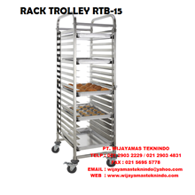 RACK TROLLEY RTB - 15 MUTU