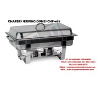 CHAFERS SERVING DISHES CHF-633 ( Tempat Penghangat Makanan )
