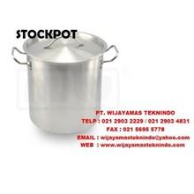 Panci Stainless Steel Stockpot Stp Mutu