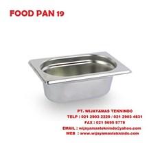 FOOD PAN 19  MUTU ( WADAH MAKANAN )