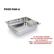 FOOD PAN 12 MUTU ( WADAH MAKANAN )