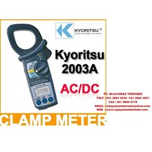DIGITAL CLAMP METERS KEW 2003A KYORITSU