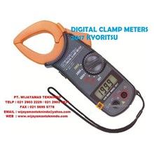 DIGITAL CLAMP METERS 2017 KYORITSU