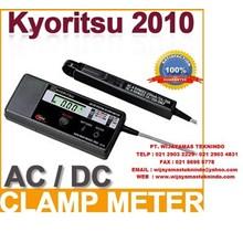 DIGITAL CLAMP METERS 2010 KYORITSU