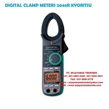 DIGITAL CLAMP METERS KEW 2046R KYORITSU