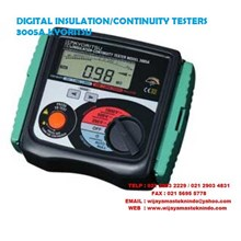 DIGITAL INSULATION-CONTINUITY TESTER 3005A KYORITSU