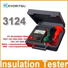 HIGH VOLTAGE INSULATION TESTERS 3124 KYORITSU