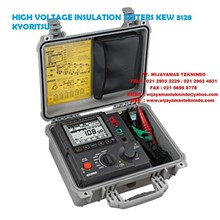 HIGH VOLTAGE INSULATION TESTERS KEW 3128 KYORITSU