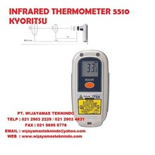 TERMOMETER INFRARED 5510 KYORITSU