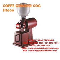 Penggiling Kopi COG HS600 FOMAC