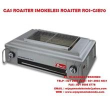 GAS ROASTER SMOKELESS ROASTER ROS-GSB70 FOMAC ( Mesin Pemanggang )